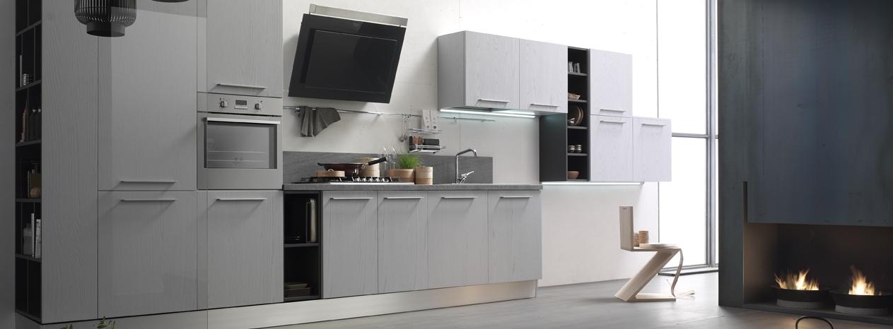 Woody - Cucine Moderne - Forma 2000