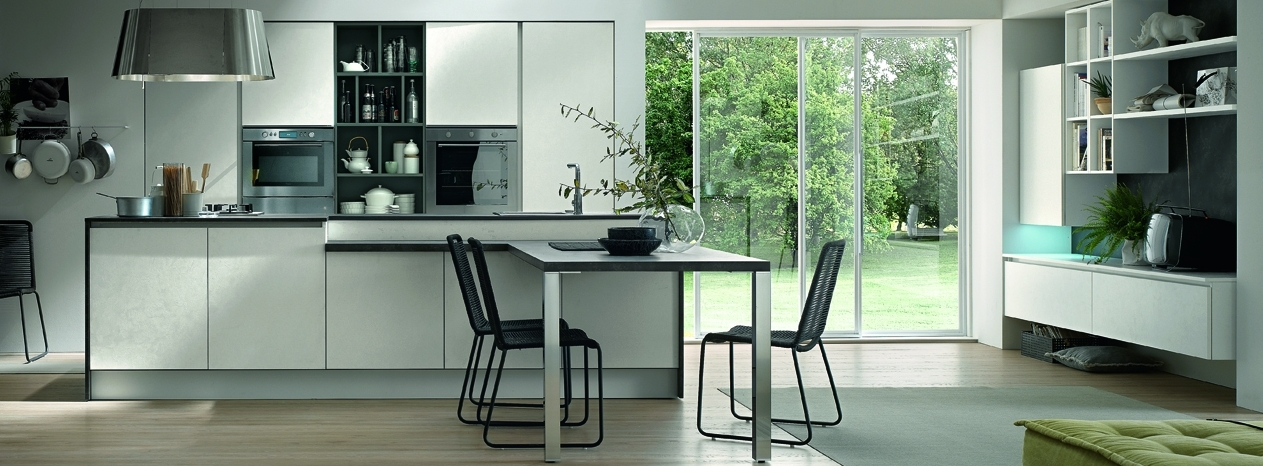 Colibrì - Cucine Moderne - Forma 2000