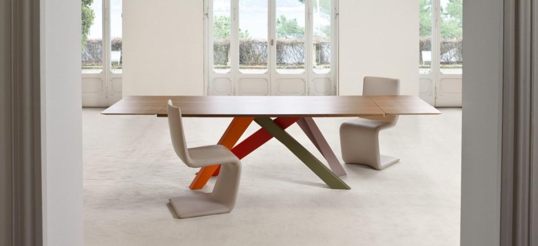 Big table tavolo bonaldo ginocchi arredamenti for Arredamenti bonaldo