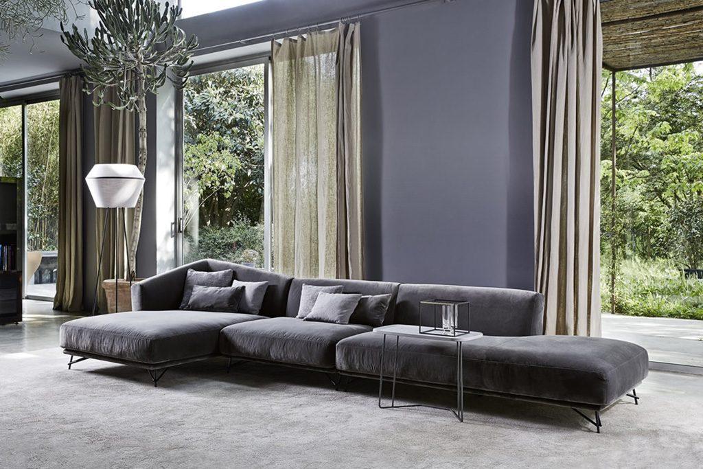 Lennox divani ditre italia ginocchi arredamenti for Divani design italia