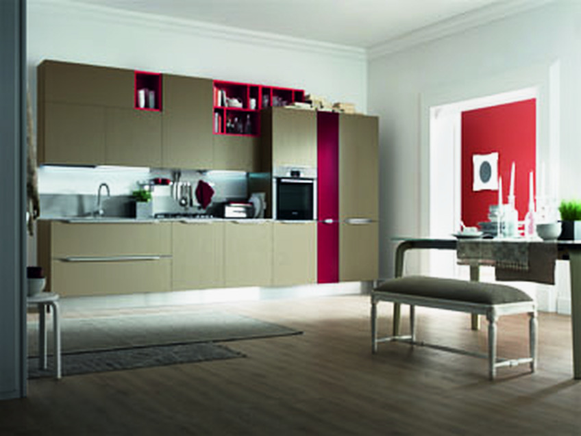 Swing cucine moderne forma 2000 ginocchi arredamenti for Arredamenti 2000