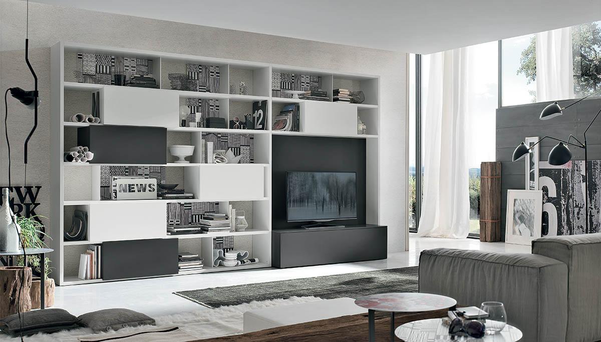 soggiorni moderni Archivi - Ginocchi Arredamenti