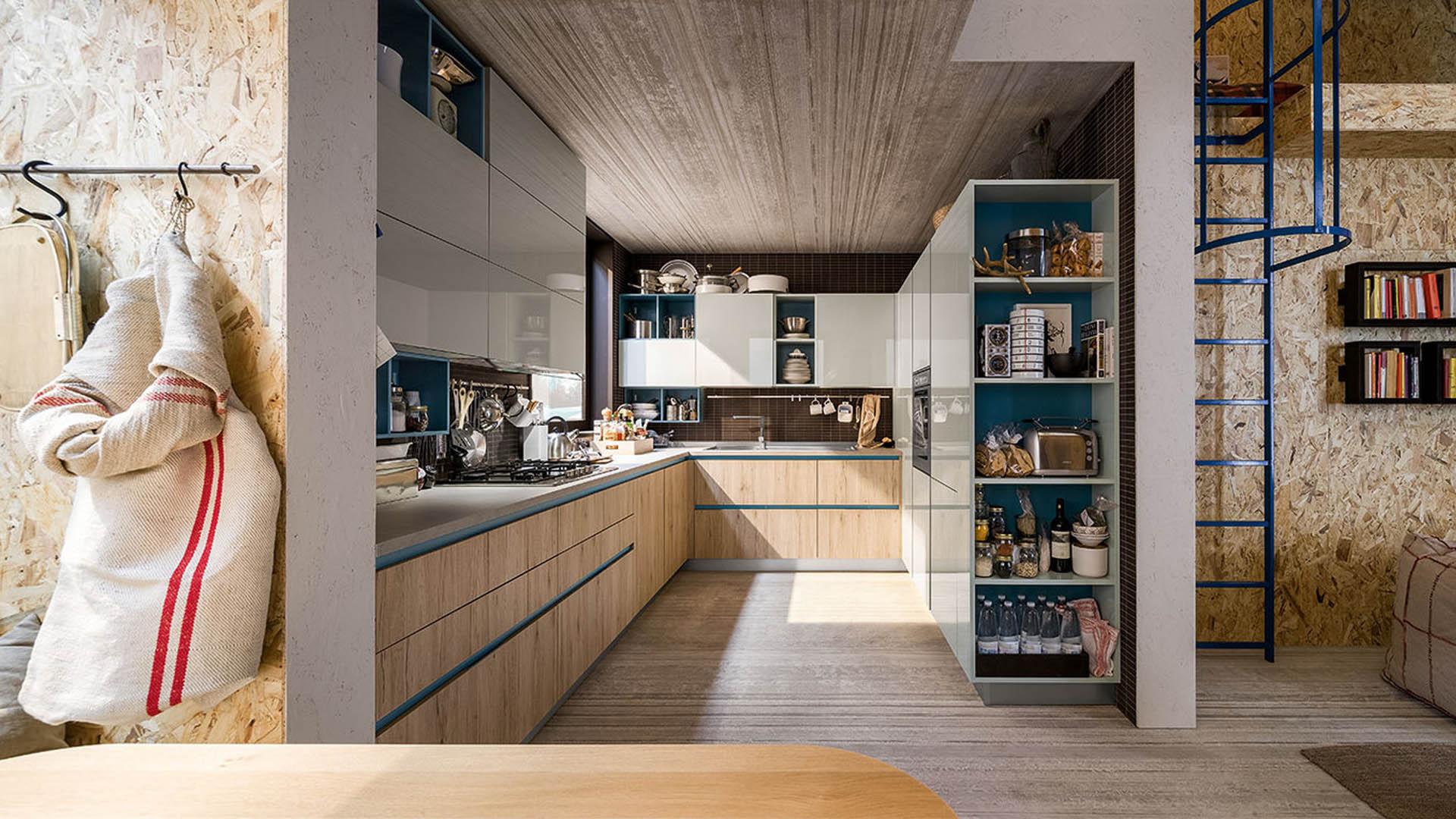 Start-Time.Go – Cucine Moderne – Veneta Cucine