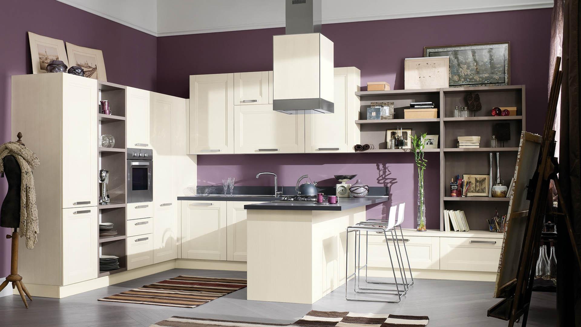 Vintage – Cucine Moderne – Veneta Cucine