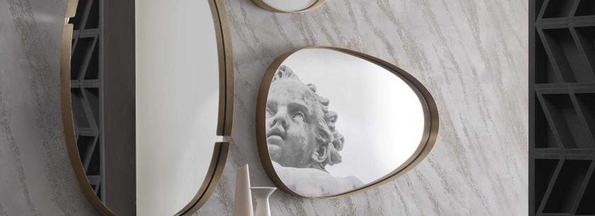 Lumiere – Specchi – Riflessi