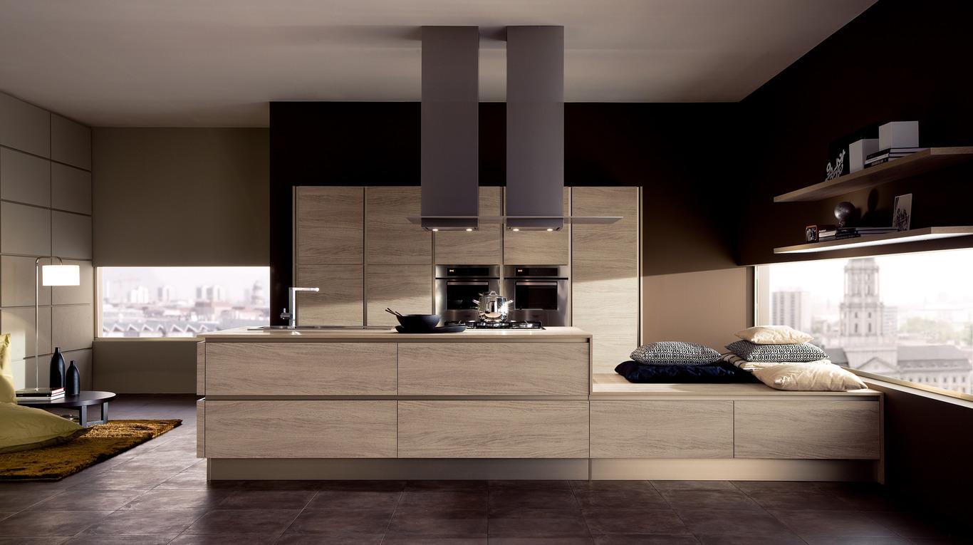 Oyster Decorativo - Cucine Moderne - Ginocchi Arredamenti