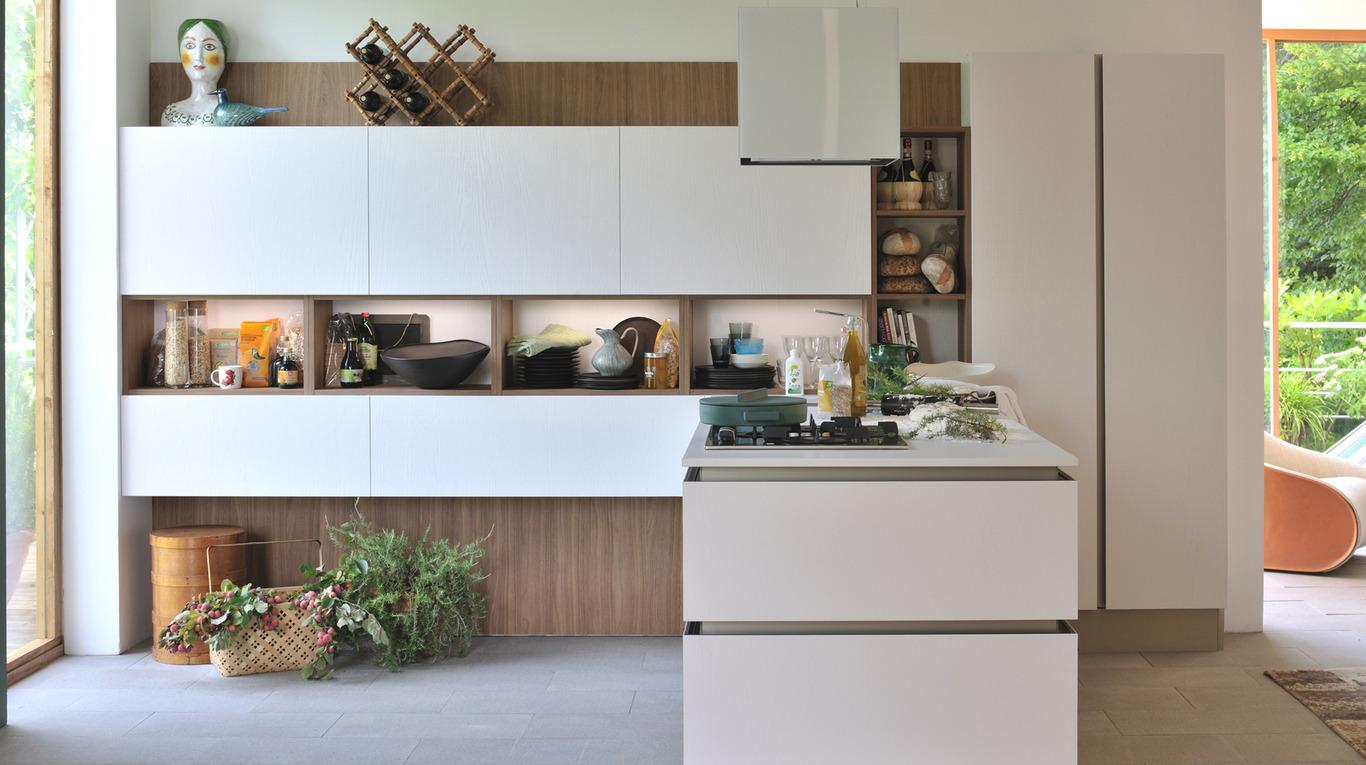 Oyster Pro - Cucine Moderne - Veneta Cucine - Ginocchi Arredamenti