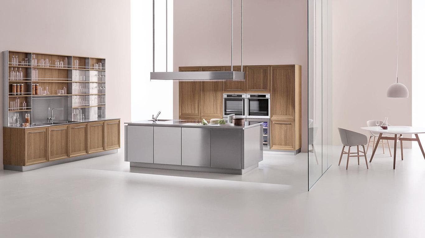 Artemisia - Cucine Moderne - Veneta Cucine - Ginocchi Arredamenti