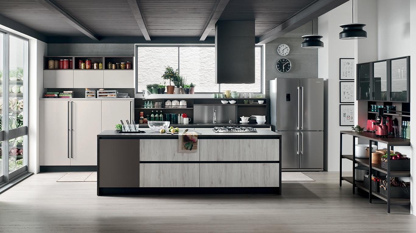 Start time j cucine moderne veneta cucine ginocchi - Veneta cucine moderne ...