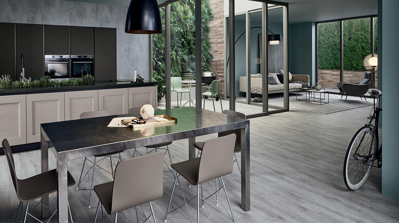 Dialogo ShellSystem - Cucine Moderne - Veneta Cucine