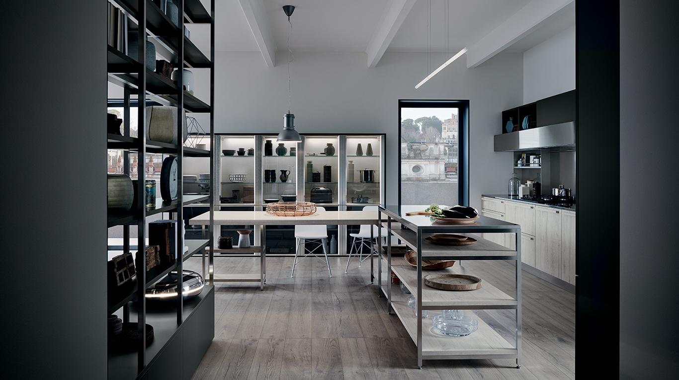 Ethica cucine moderne veneta cucine ginocchi arredamenti - Veneta cucine ethica ...