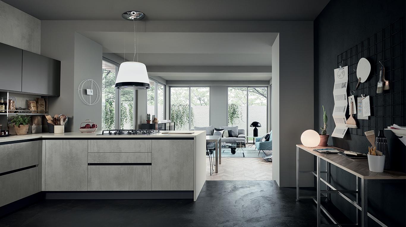 Oyster Decorativo – Cucine Moderne