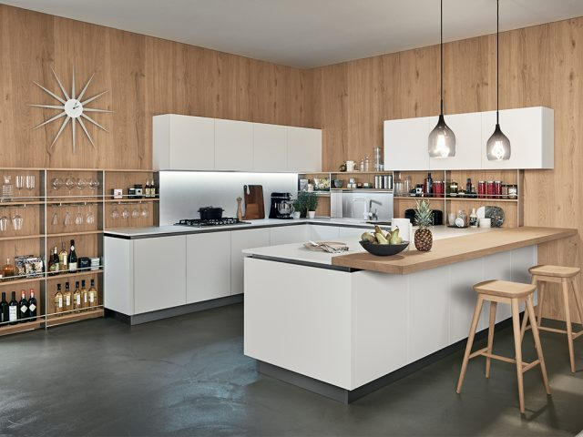 Oyster Pro – Cucine Moderne – Veneta Cucine