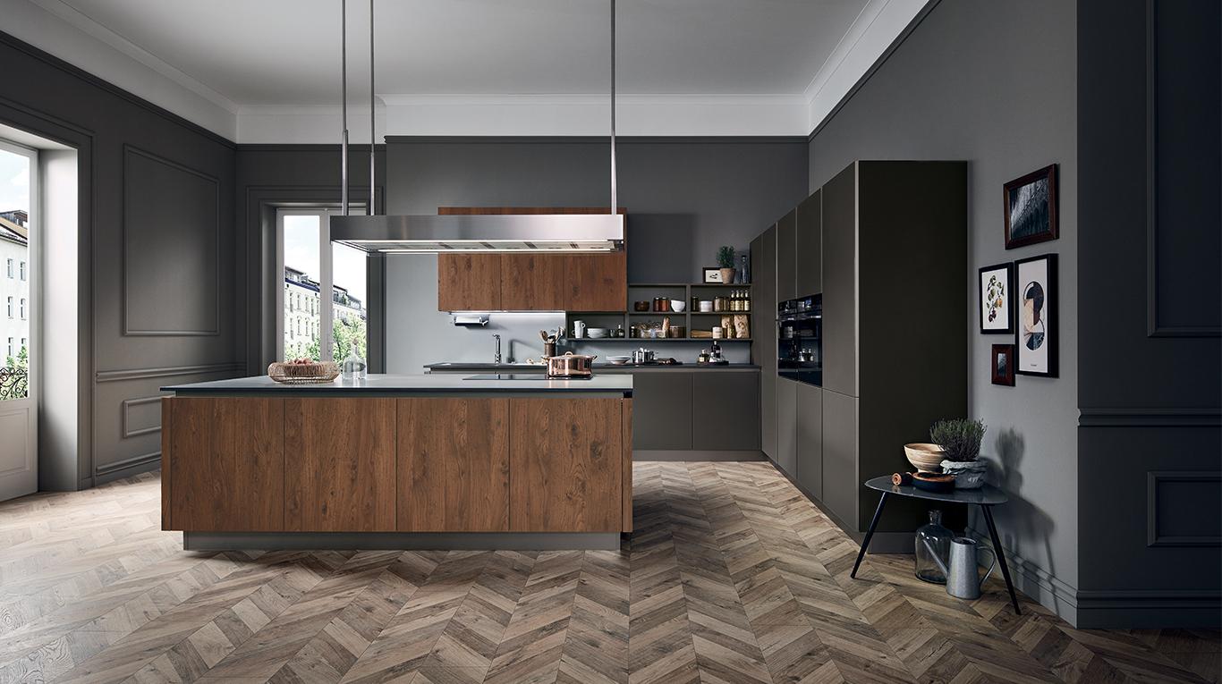 Veneta Cucine Reflex.Ri Flex Cucine Moderne Veneta Cucine Ginocchi Arredamenti