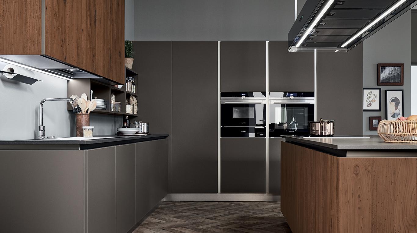 Cucine Ad Isola Moderne : Ri flex cucine moderne veneta ginocchi
