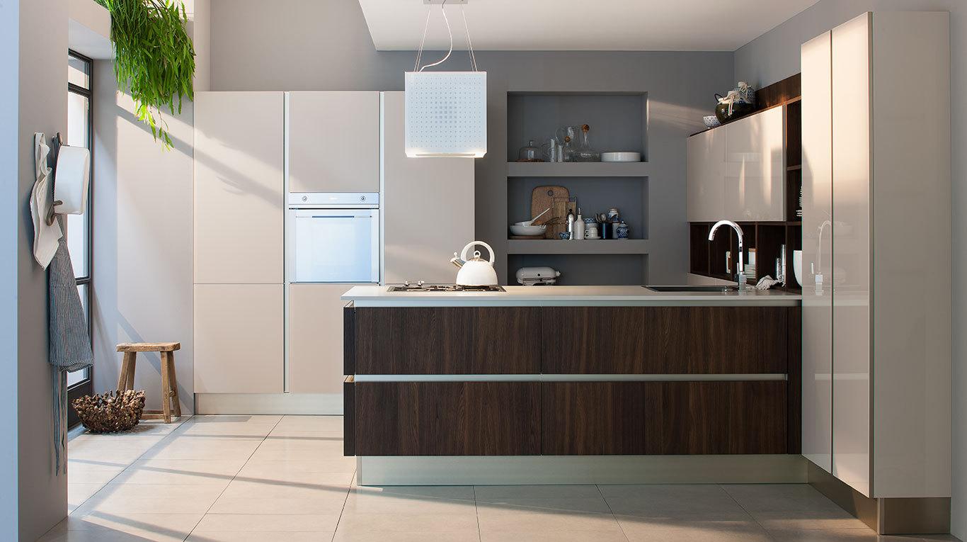 Ri-flex - Cucine Moderne - Veneta Cucine