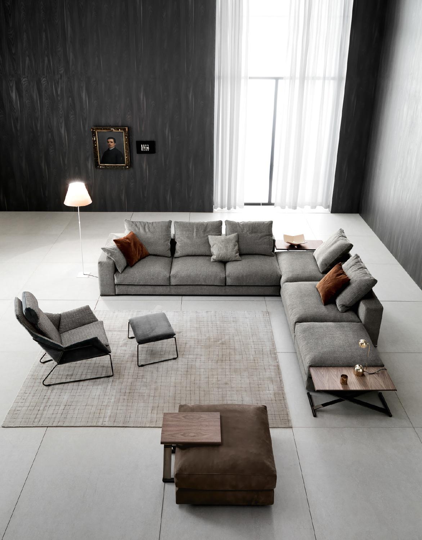 Ananta class divani saba ginocchi arredamenti for Saba arredamenti