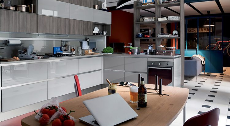 Cucine moderne ginocchi arredamenti a roma for Arredamenti roma outlet