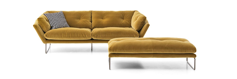 New york suite divani saba ginocchi arredamenti for Dove comprare divano