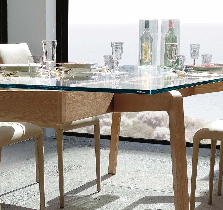 Riflessi tavoli allungabili glide by riflessi tavoli news esposizione riflessi bologna - Migliore esposizione casa ...
