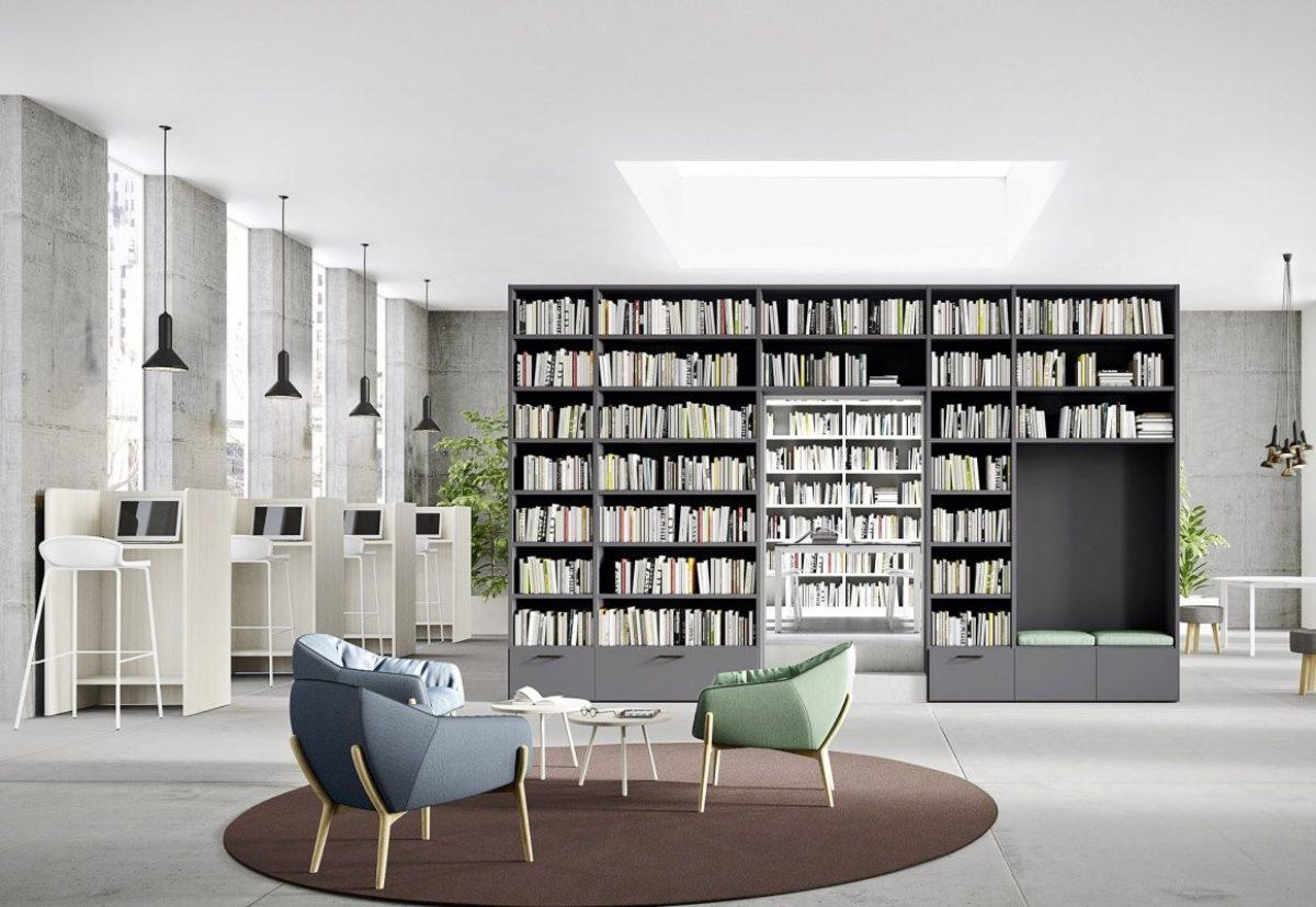 Librerie a ponte - Cinquanta3