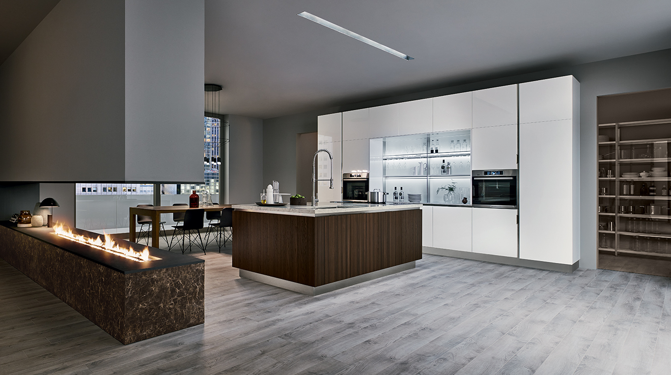 Credenza Da Abbinare A Cucina Moderna : Negozio di mobili e complementi d arredo a roma ginocchi arredamenti