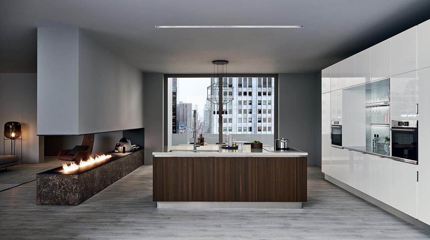 Extra.GO - Cucine Moderne - Veneta Cucine - Ginocchi Arredamenti