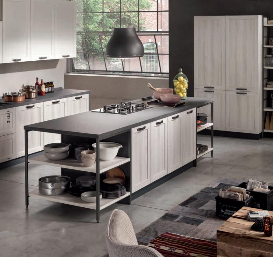 Street - Cucine Moderne - Forma 2000 - Ginocchi Arredamenti