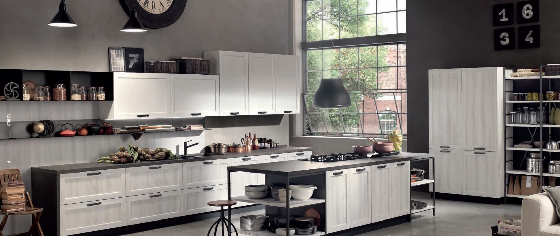 Street cucine moderne forma 2000 ginocchi arredamenti - Cucine forma 2000 ...