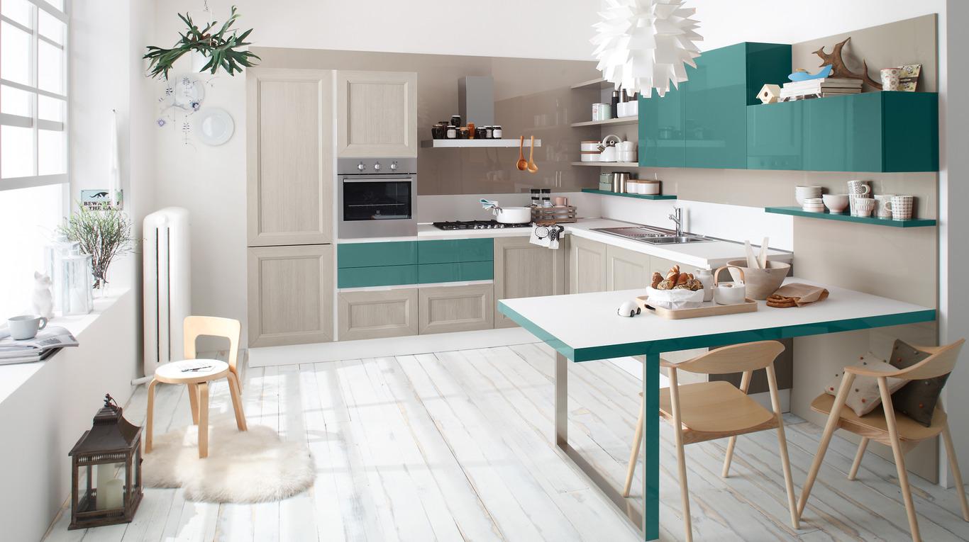 Tablet.GO - Cucine Moderne - Veneta Cucine - Ginocchi Arredamenti