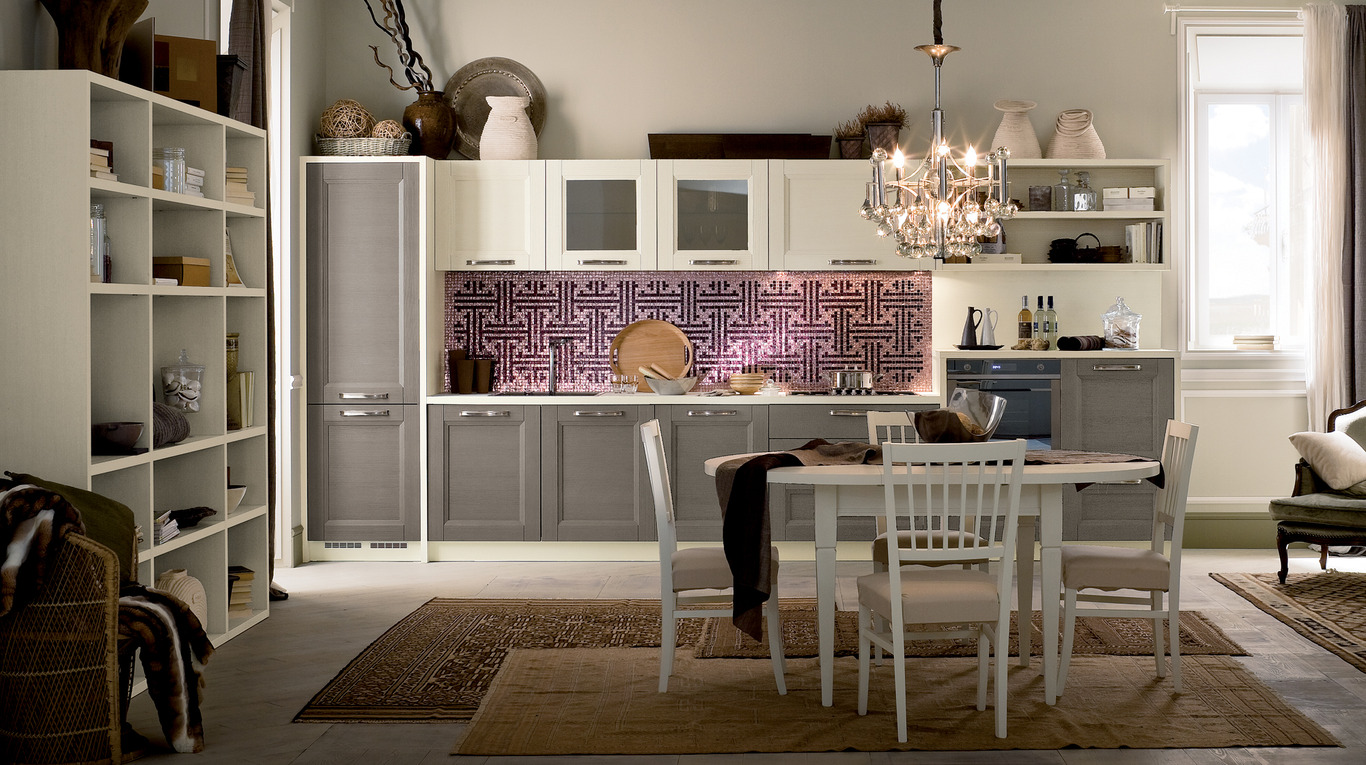 Vintage - Cucine Moderne - Veneta Cucine - Ginocchi Arredamenti