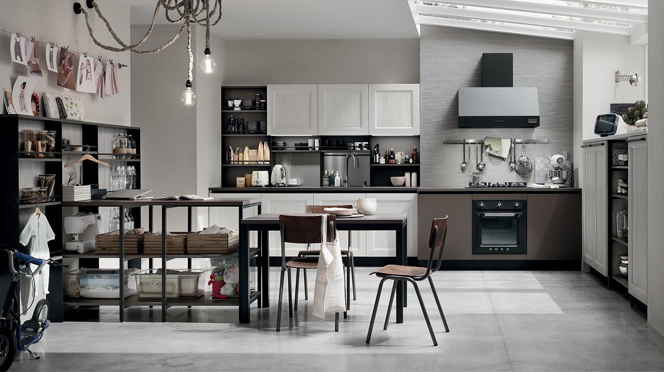 Tavoli Da Cucina Veneta Cucine.Negozio Di Mobili E Complementi D Arredo A Roma Ginocchi Arredamenti