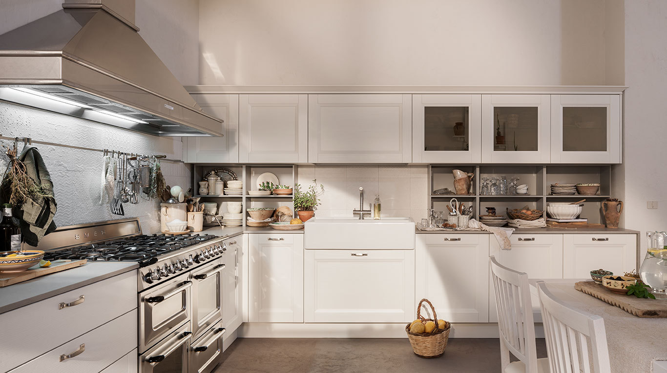 Vintage cucine moderne veneta cucine ginocchi arredamenti - Cucine shabby chic prezzi ...