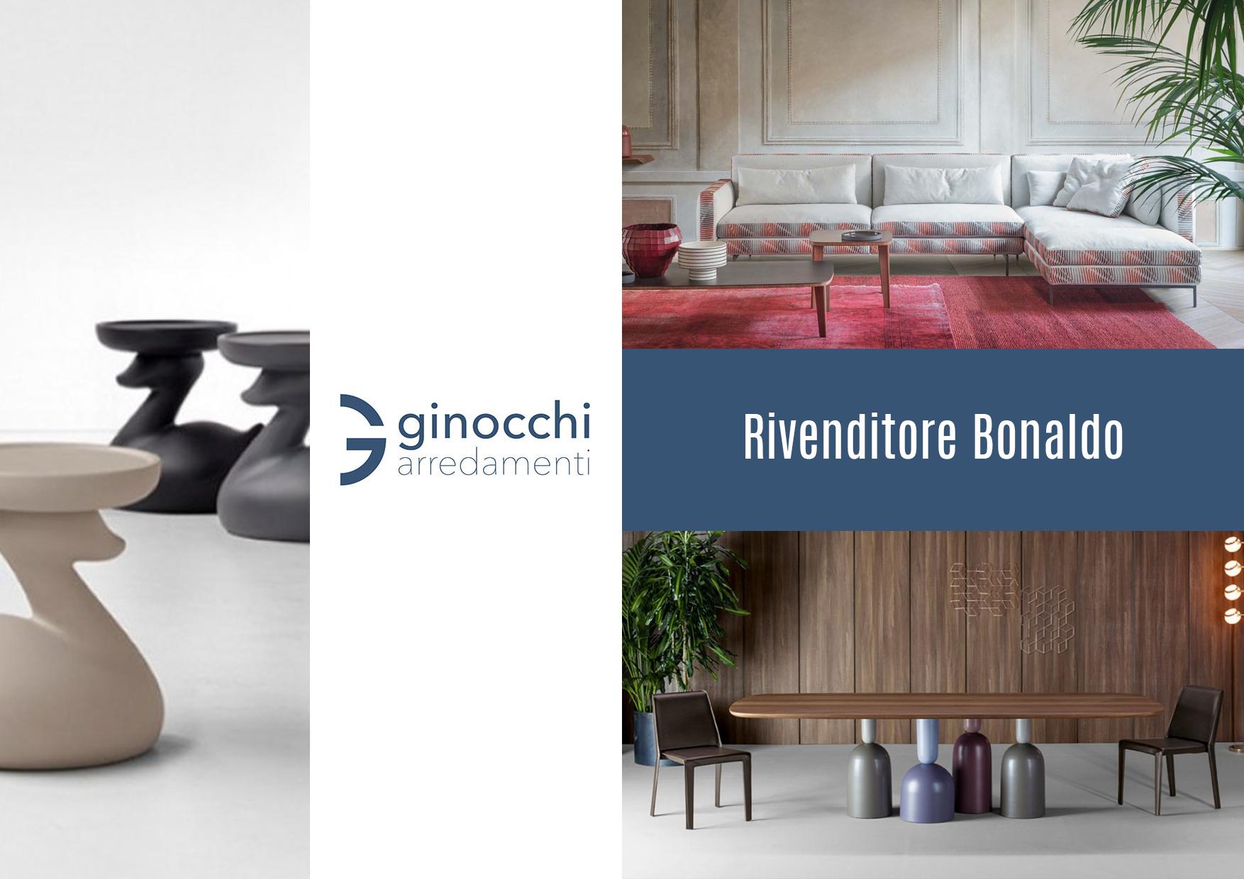 Rivenditore bonaldo a roma ginocchi arredamenti for Ginocchi arredamenti roma