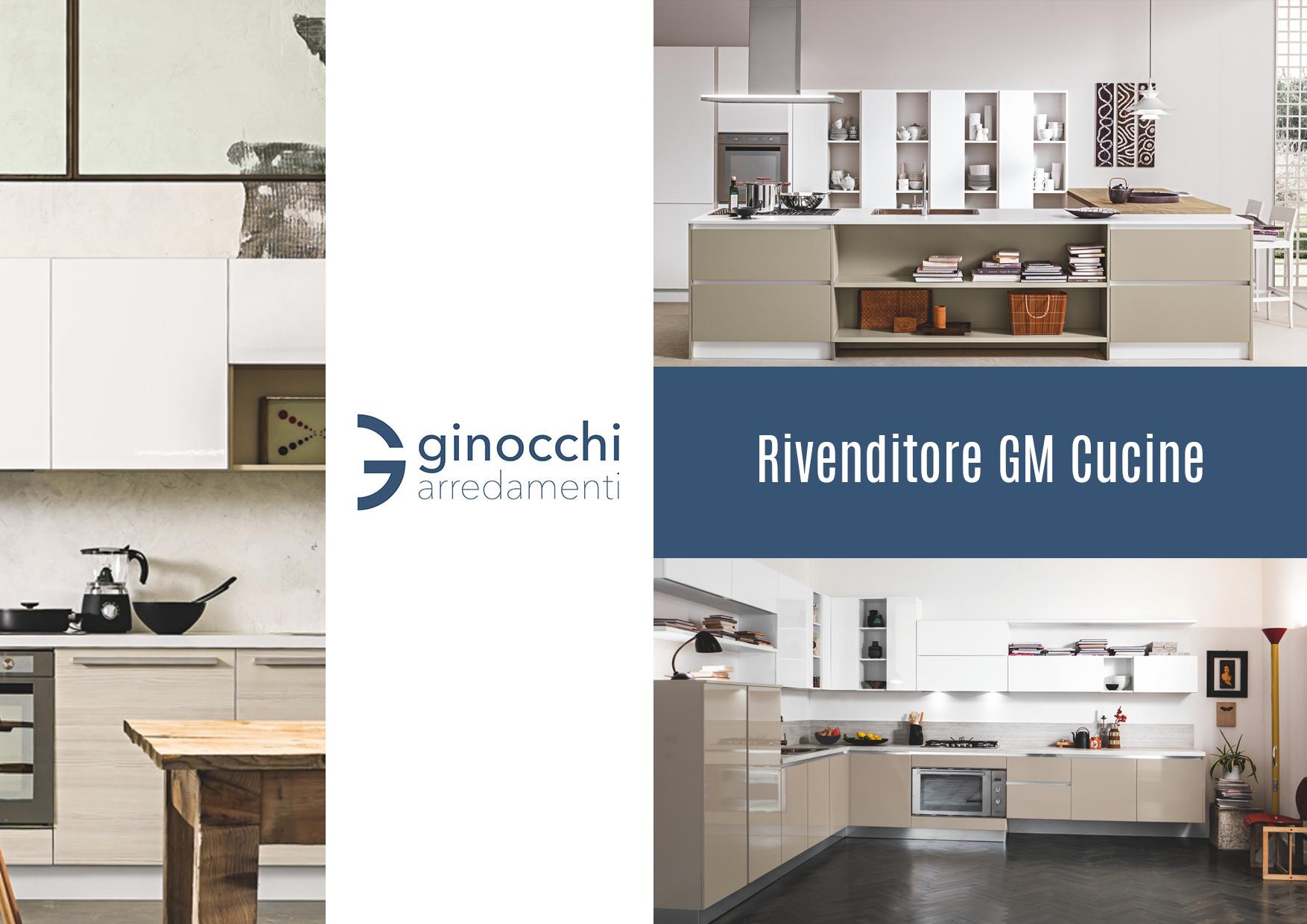 Rivenditore gm cucine ginocchi arredamenti for Ginocchi arredamenti