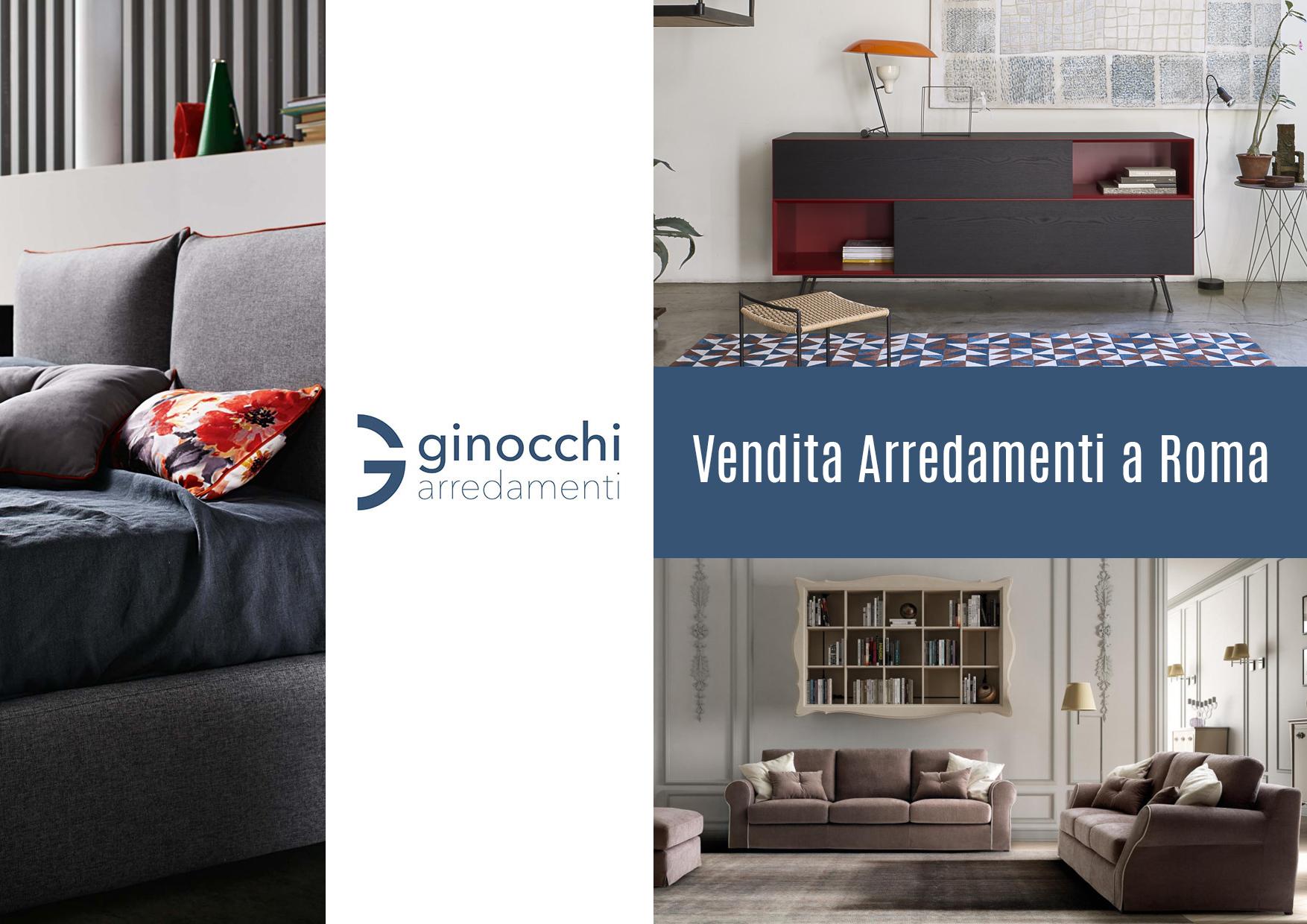 Vendita arredamenti a roma ginocchi arredamenti for Ginocchi arredamenti roma