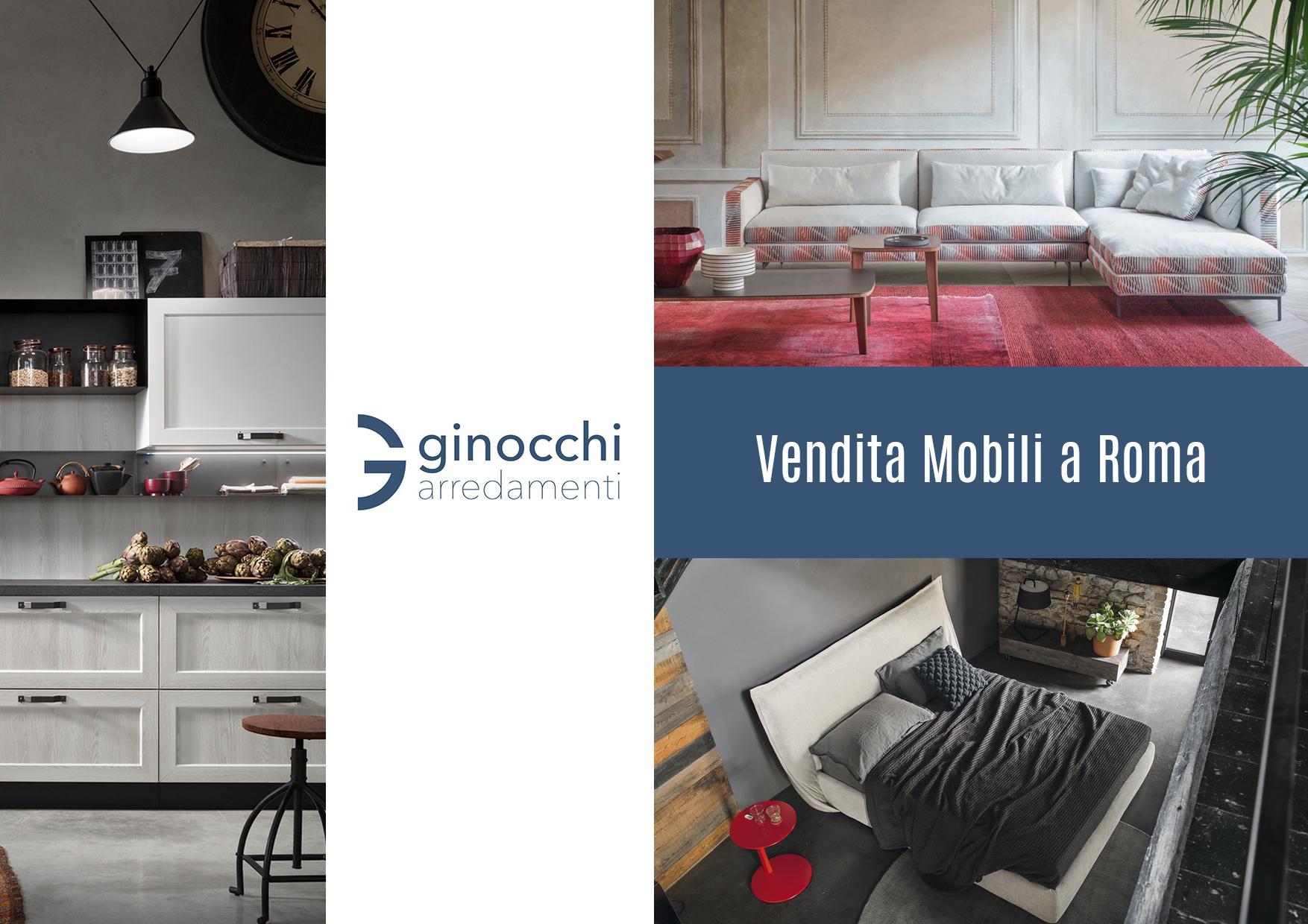 Vendita mobili a Roma