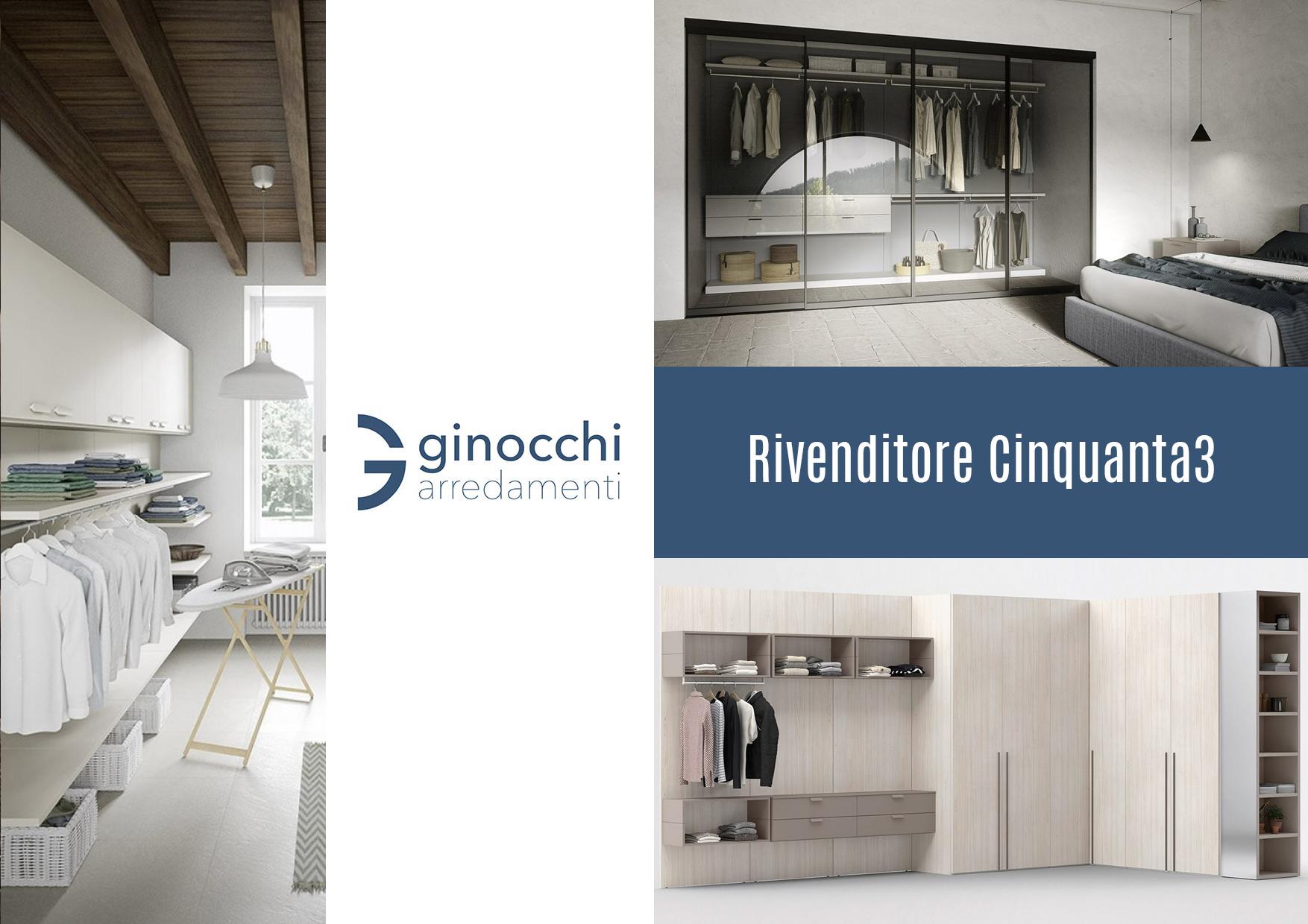 Ginocchi Arredamenti Rivenditore Cinquanta3 a Roma