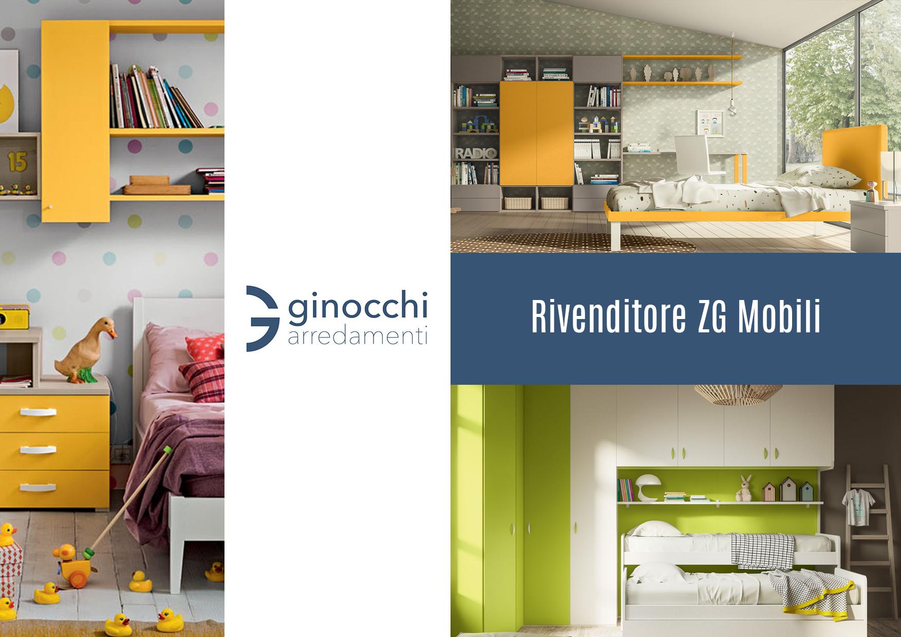 Ginocchi Arredamenti Rivenditore ZG Mobili a Roma