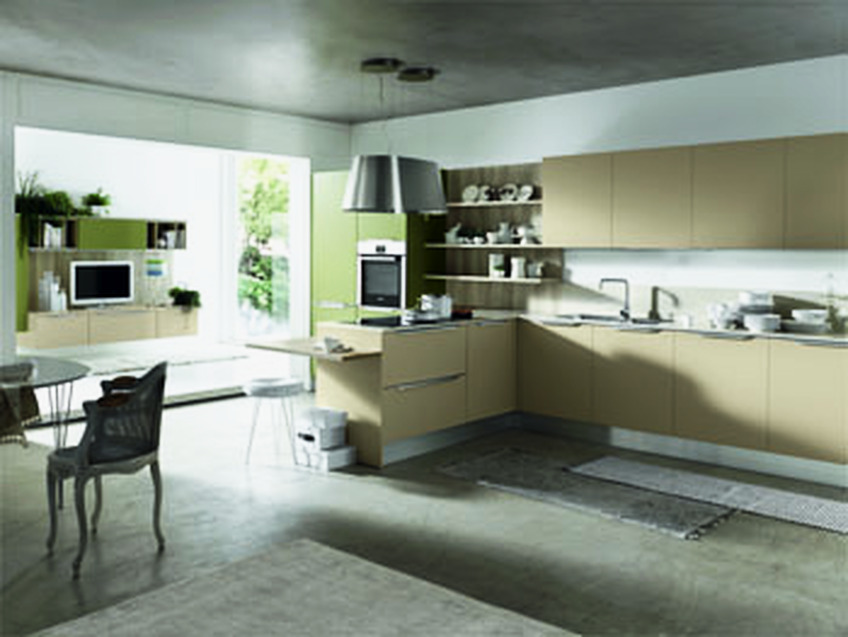 Swing – Cucine Moderne – Forma 2000