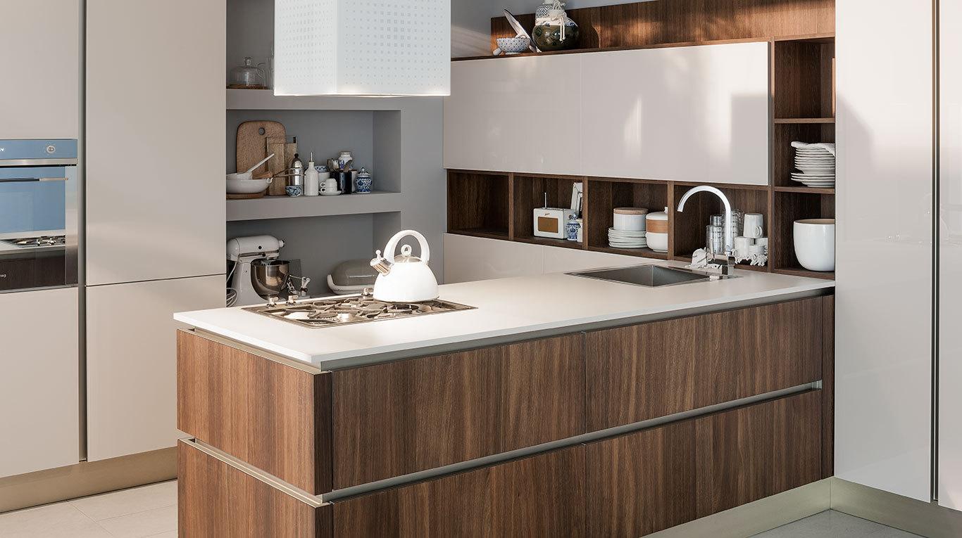 Veneta Cucine Modello Reflex.Ri Flex Cucine Moderne Veneta Cucine Ginocchi Arredamenti