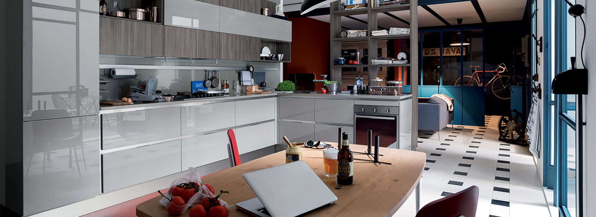 Carrera.GO – Cucine Moderne – Veneta Cucine