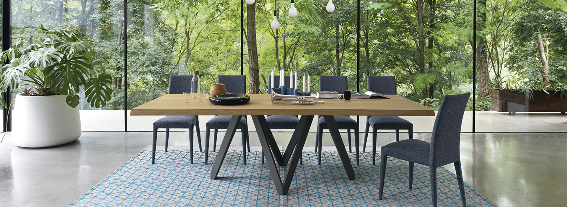 Cartesio – Tavoli – Calligaris