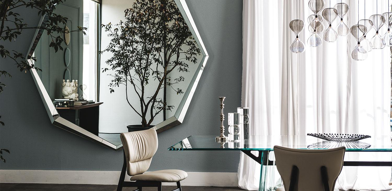 Emerald Magnum – Specchi – Cattelan Italia