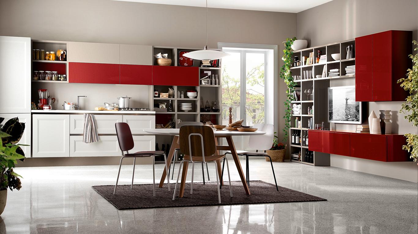 Tablet.GO - Cucine Moderne - Veneta Cucine - Ginocchi ...