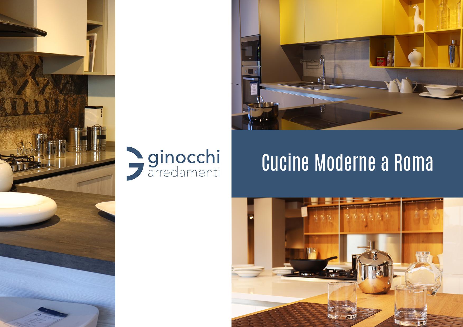 Cucine moderne roma ginocchi arredamenti for Ginocchi arredamenti roma